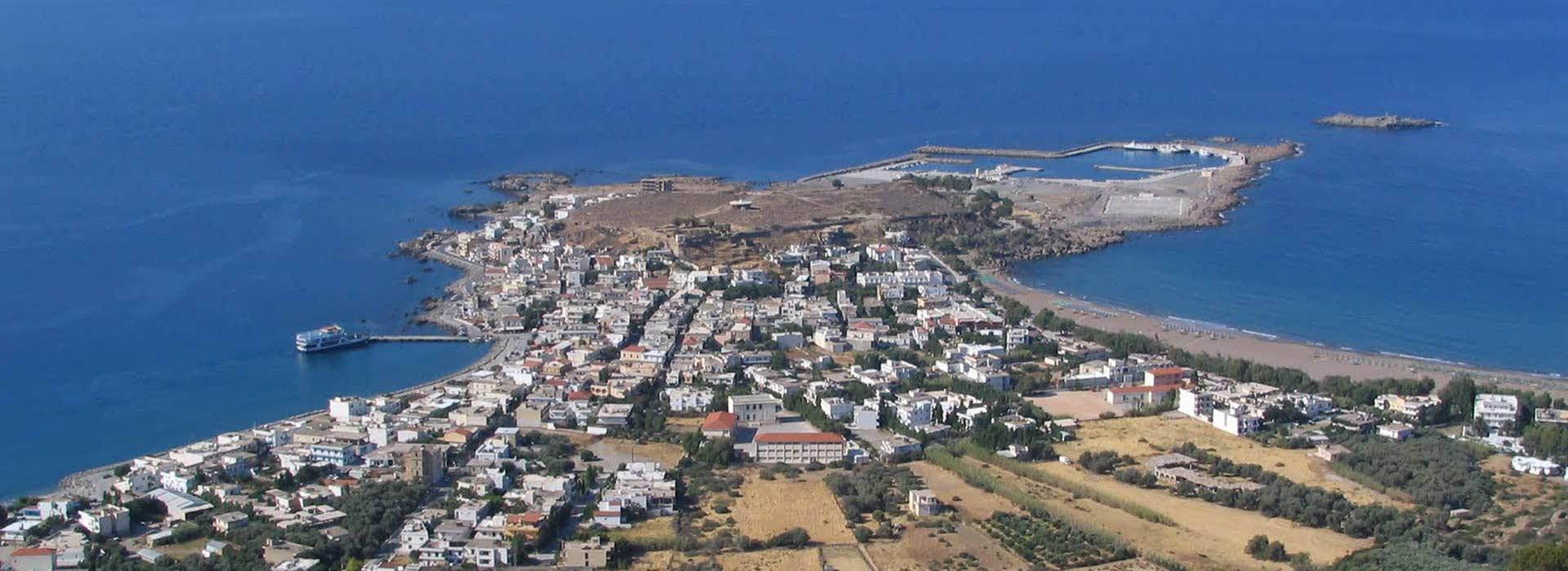 Palaiochora Crete Greece